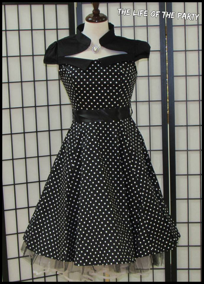 Rockabilly Pin Up Style