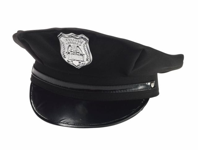 Police Force Hat 5