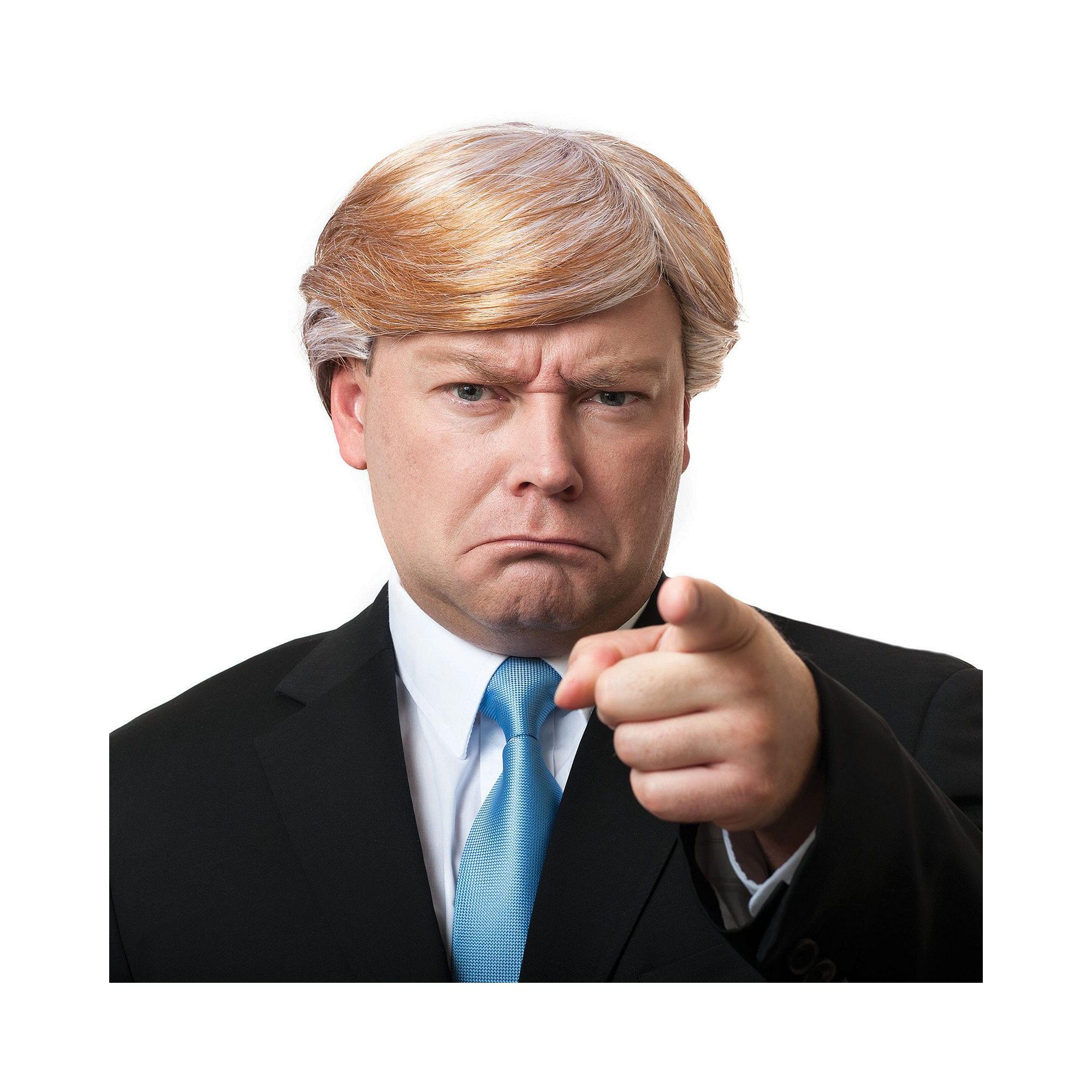 Mr. CEO Honey Blonde Wig 6