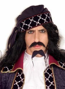 Buccaneer Beard & Moustache 4