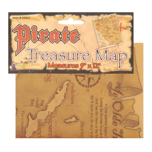 Treasure Map 7
