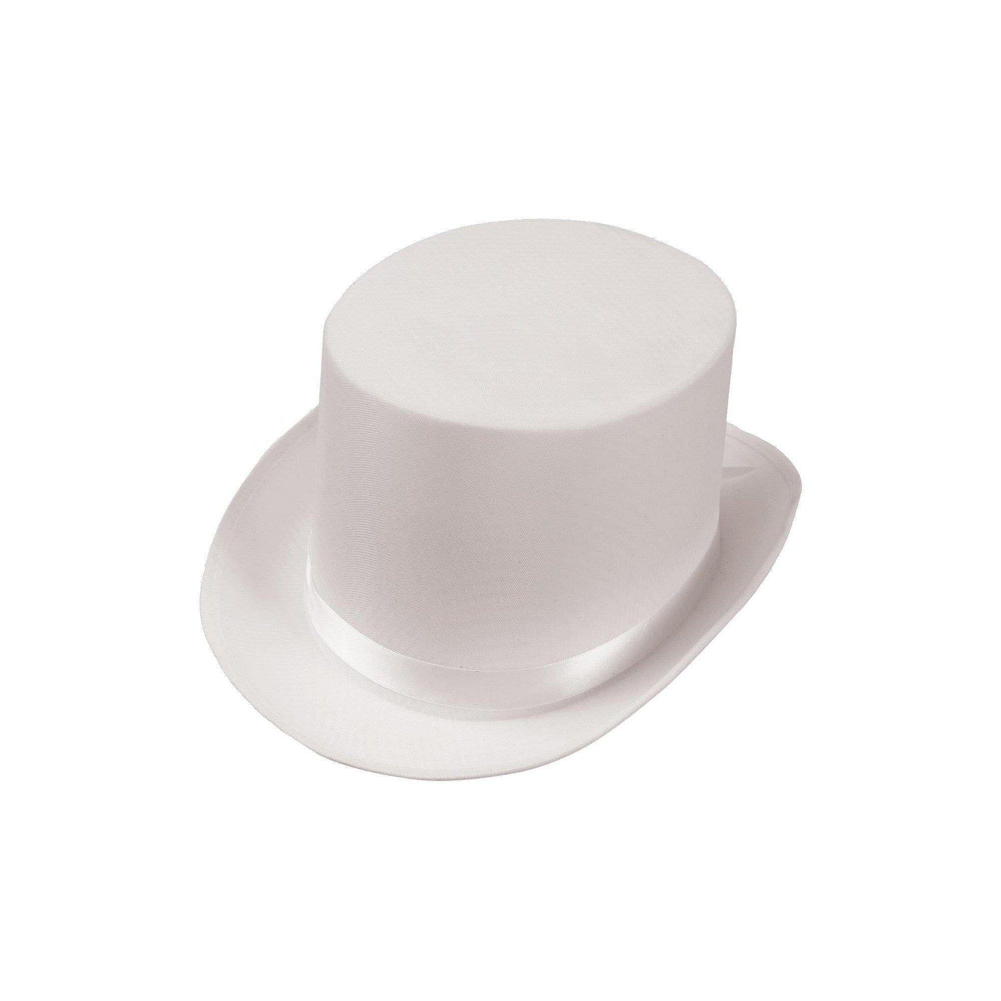 Top Hat White 7
