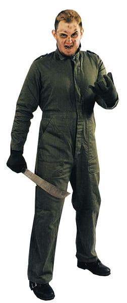 Horror Jumpsuit One Size 6