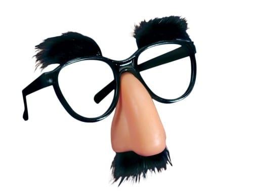 Groucho Glasses 1