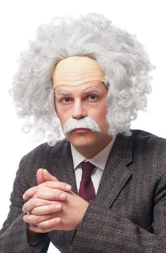 Genius Wig-Einstein 1
