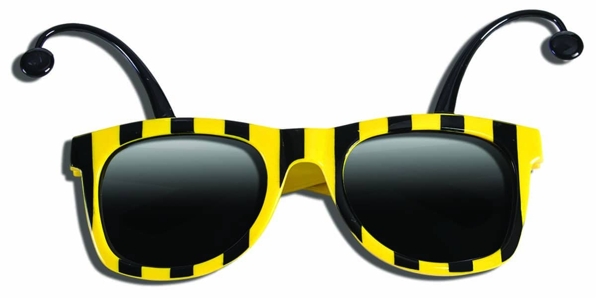 Bumble Bee Glasses 11