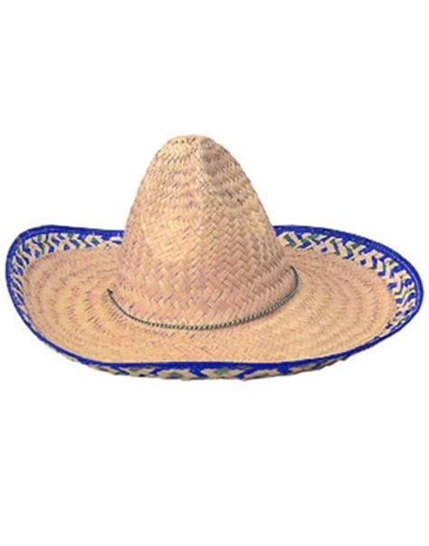 Sombrero Straw 8