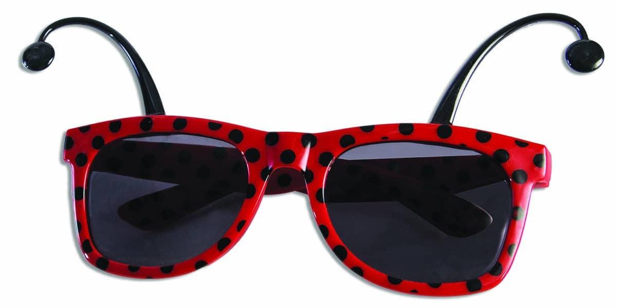 Lady Bug Glasses 12