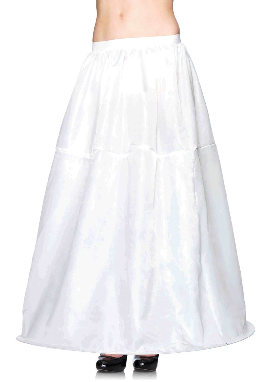 Long Hoop Skirt 6