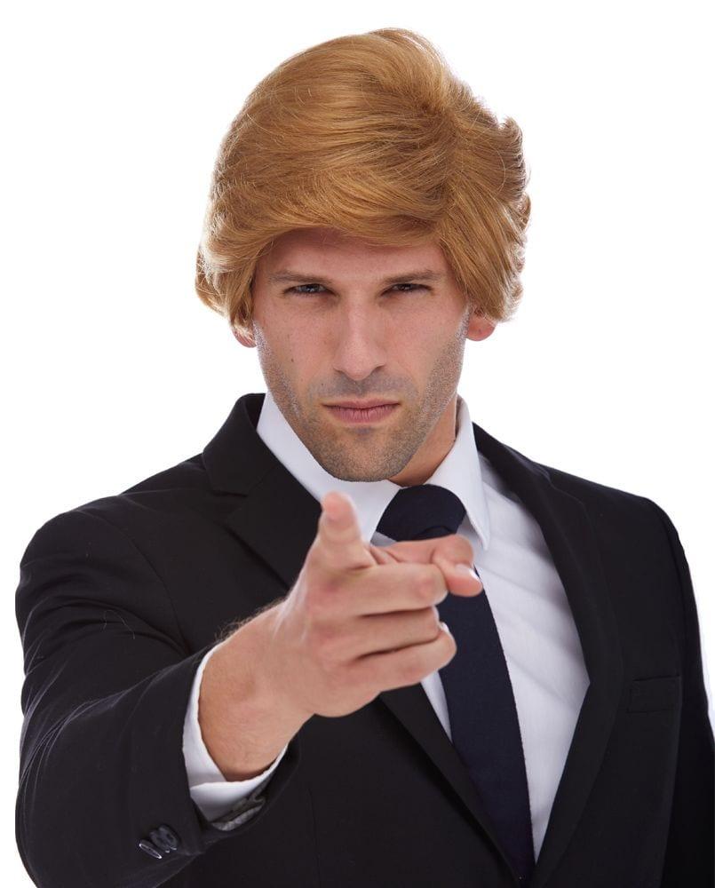 Boss Wig Strawberry Blonde 11