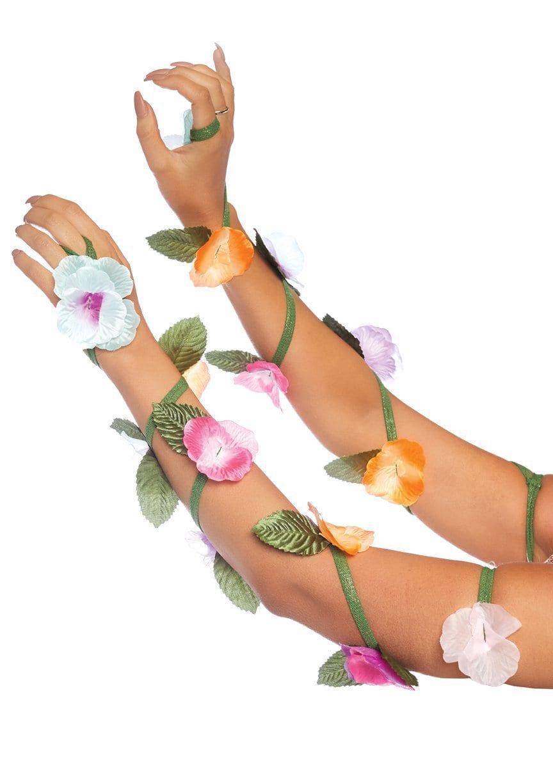 Flower Arm Wraps 5