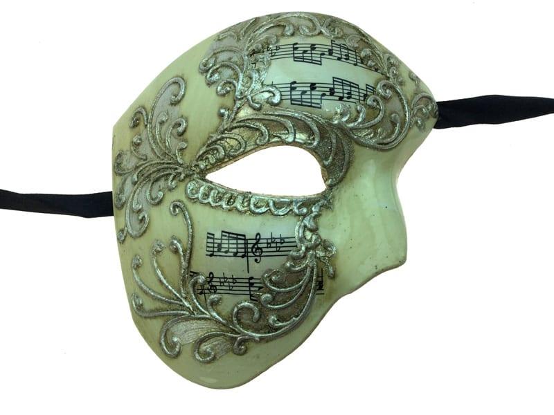 Venetian Phantom Mask 1