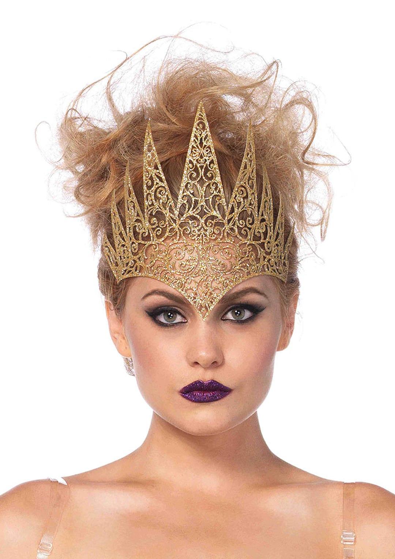 Die Cut Royal Crown Gold 4