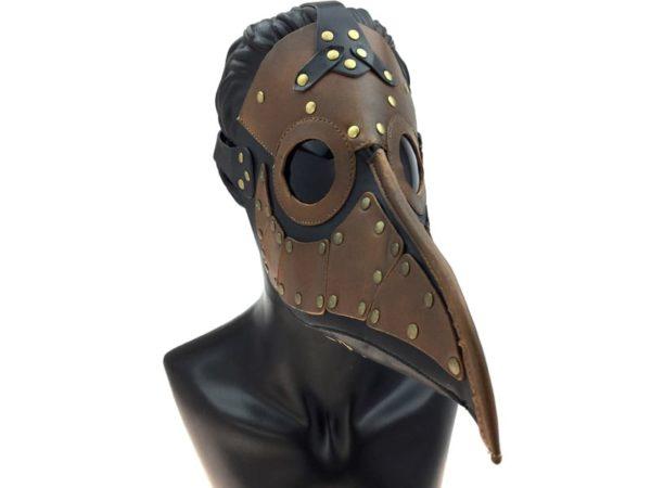 Steampunk Style Plague Mask 4