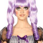 Lavender w/ Ponytail