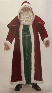 victorian santa robe rental