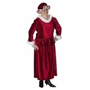 Mrs. Christmas costume rental