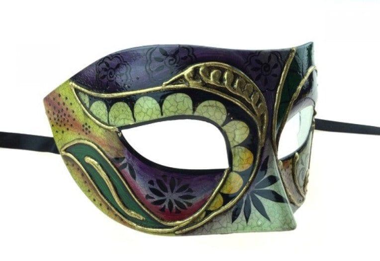 Venetian Painted Mask 8
