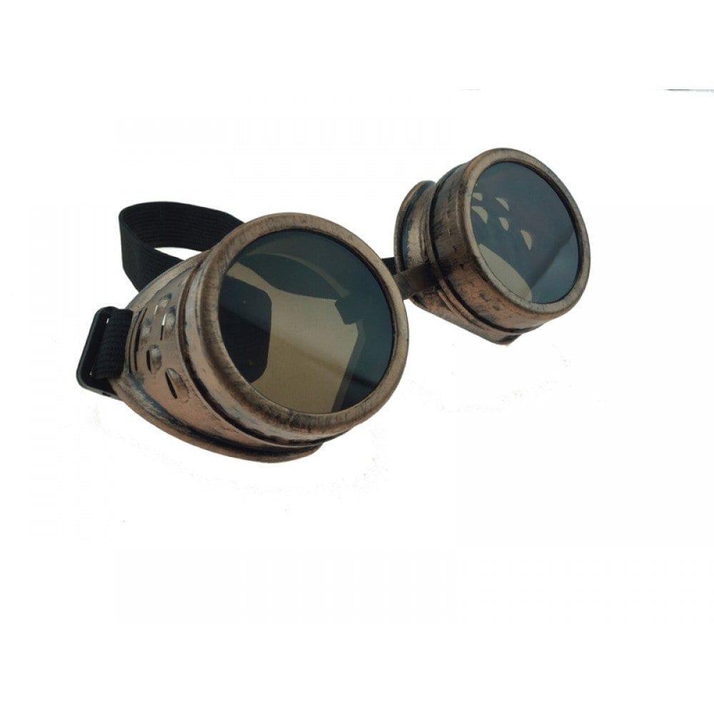 Steampunk Goggles Copper 2
