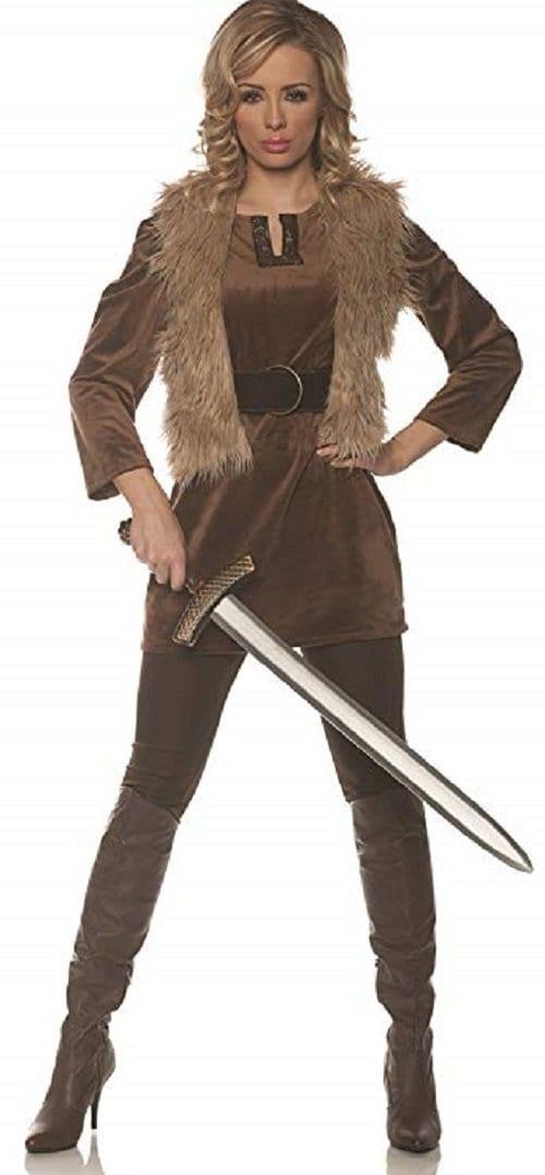 Lady Crusader 4