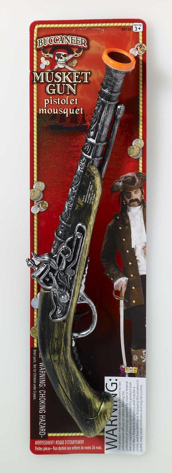 Musket Gun Pistol 1