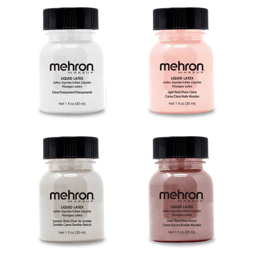 Mehron Liquid Latex 10