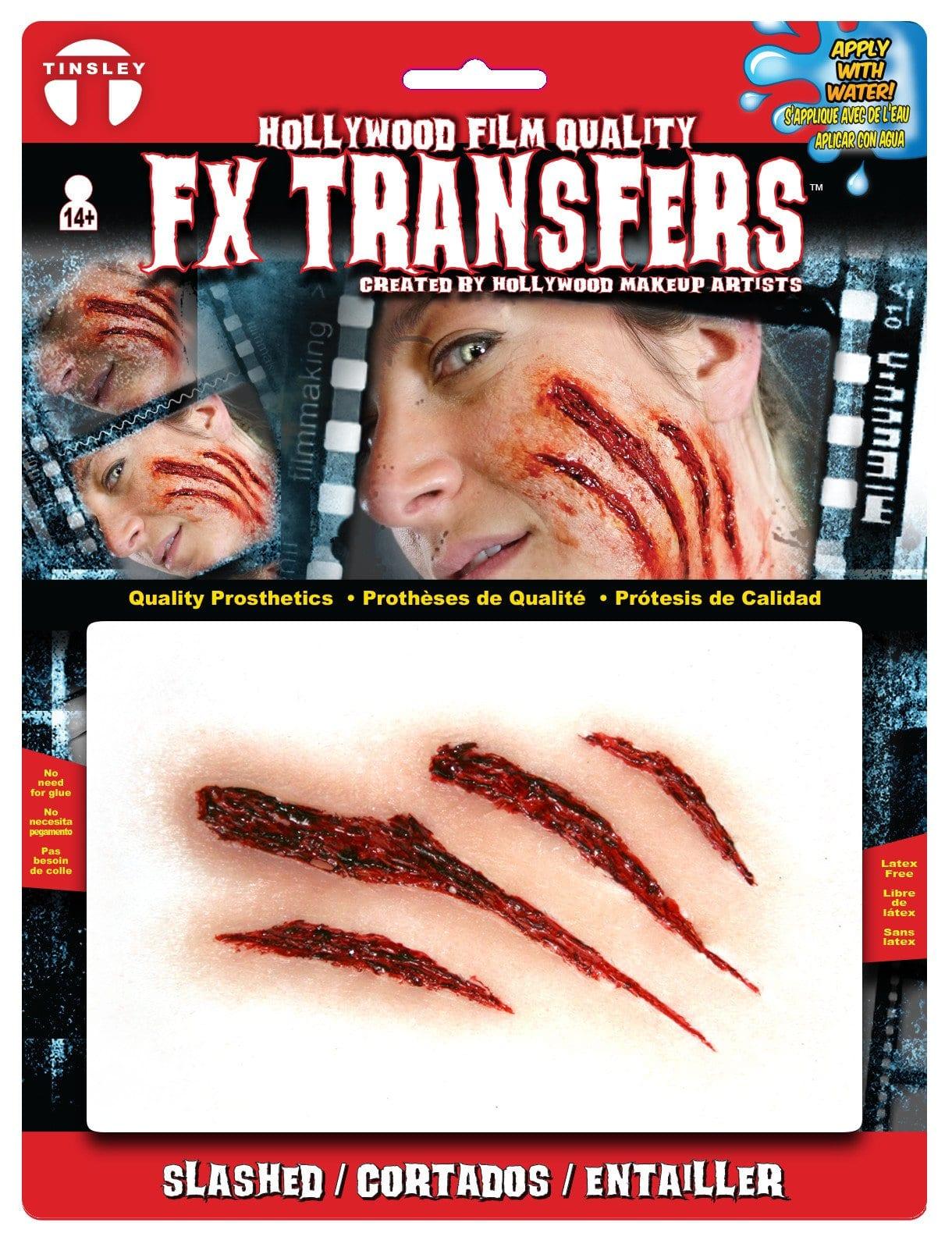Slashed FX Transfer 10