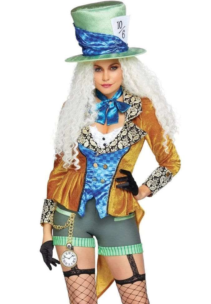 Classic Mad Hatter 11