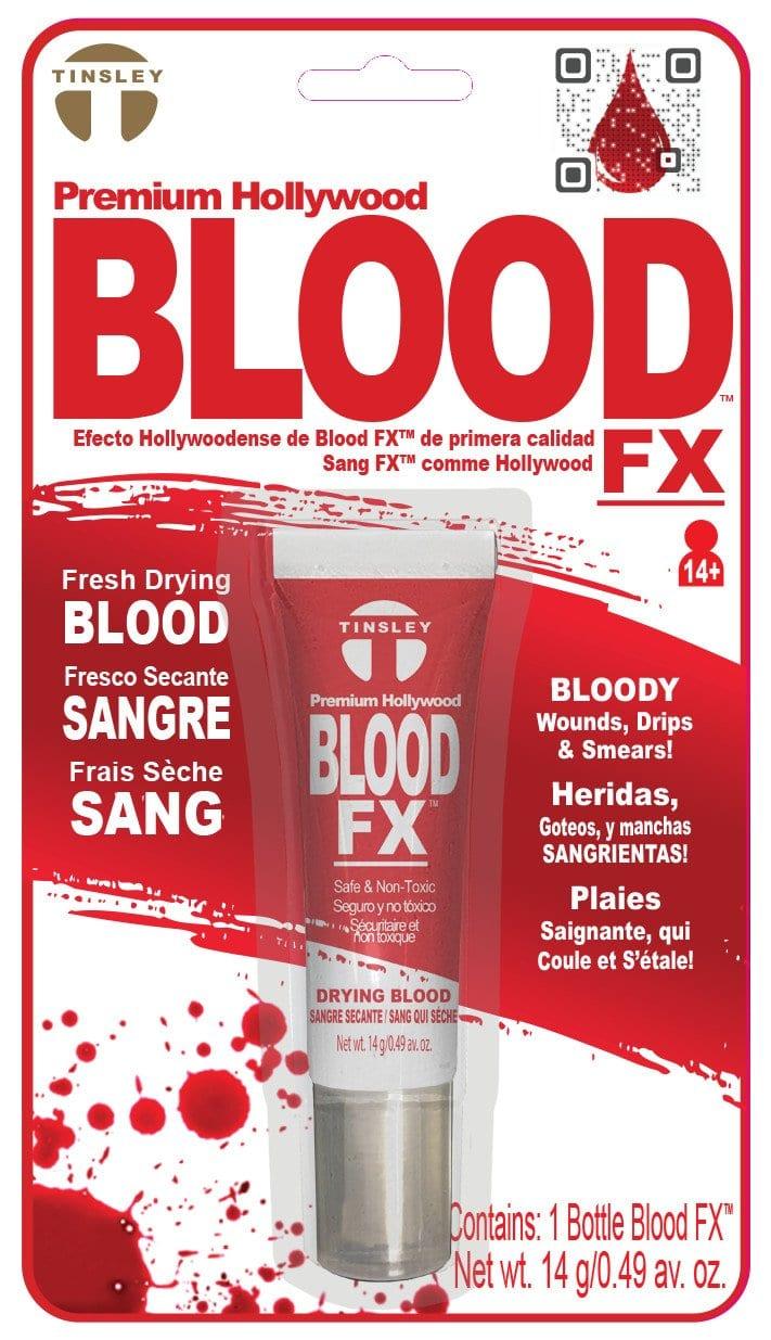 Fresh Drying Blood 4