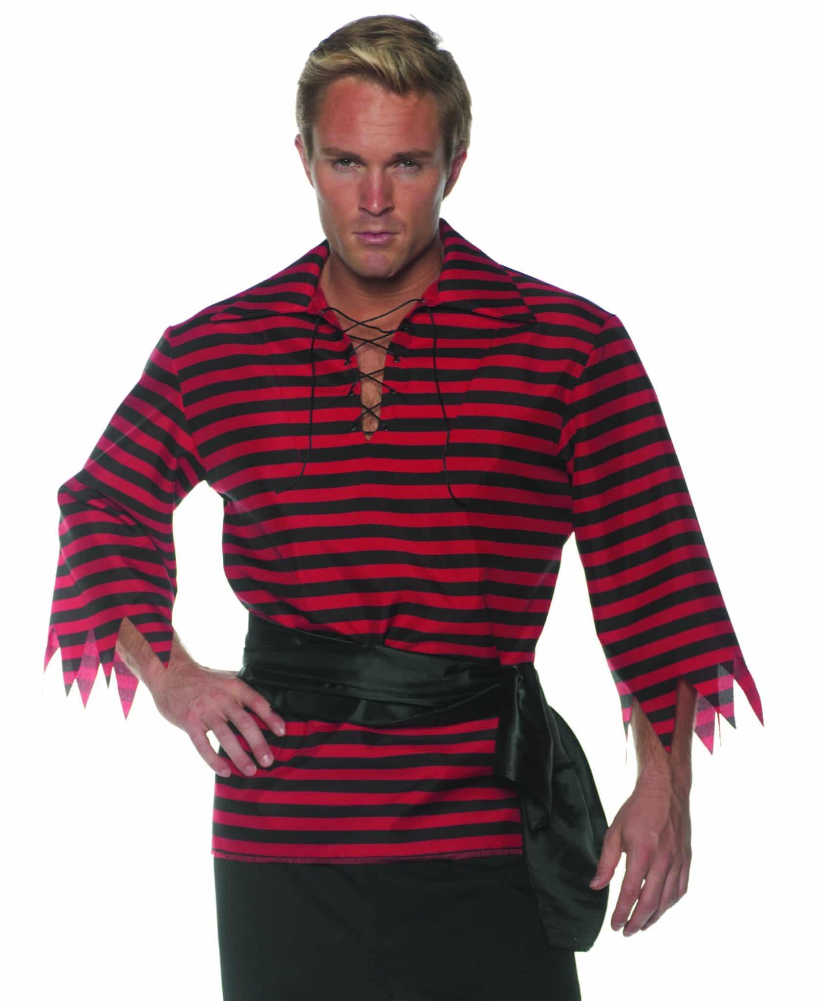 Striped Pirate Shirt 4