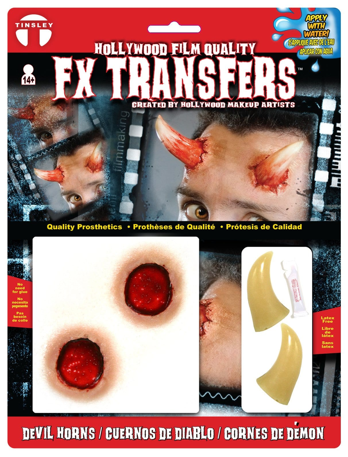 Devil Horns FX Transfers 11