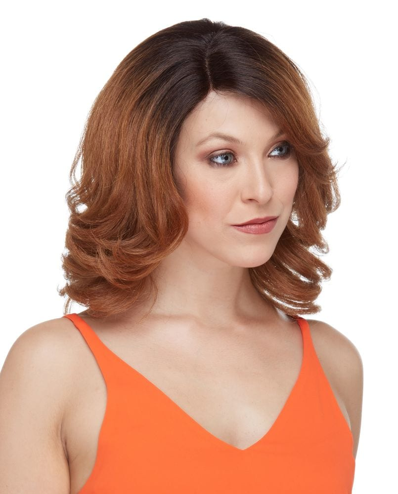 Lana Lace Front Textured Wig 6