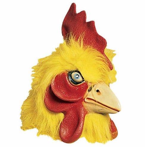 Supreme Chicken Mask 7