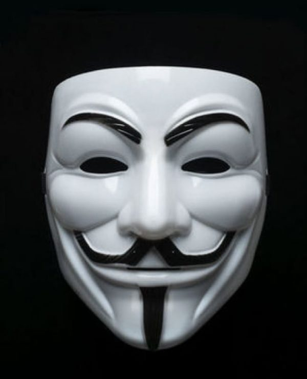 Guy Fawkes Mask 1