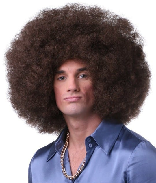 Afro Wig 2