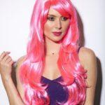 613.Violet/Hot Pink