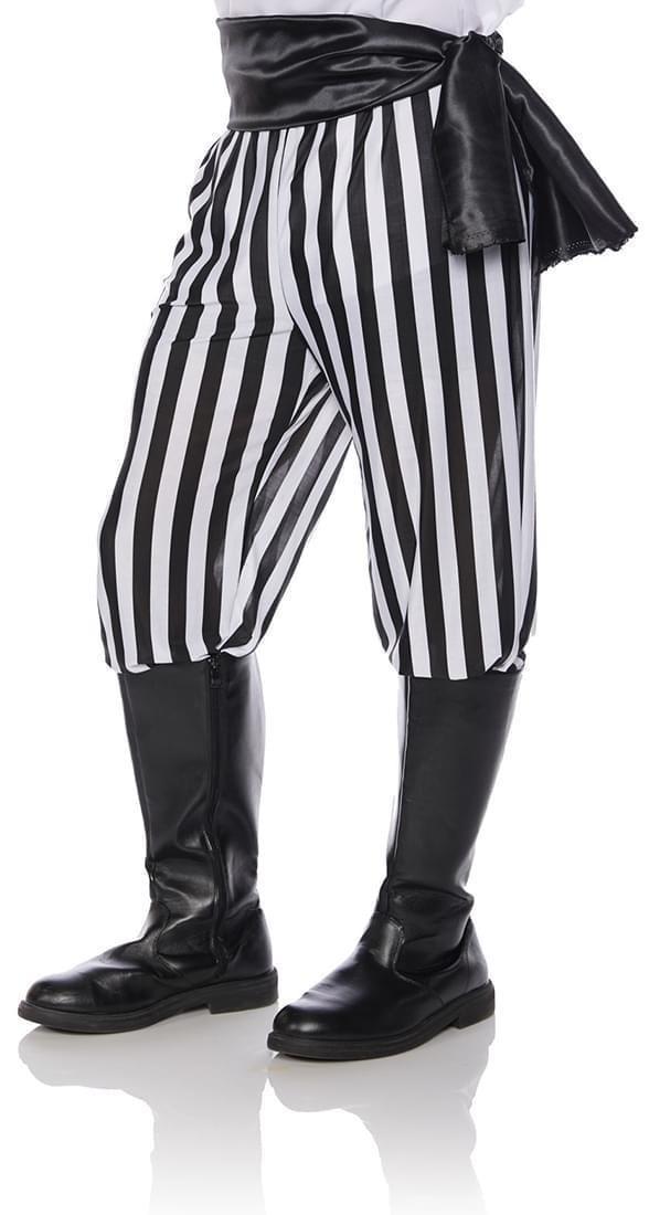 Striped Pirate Pants 2