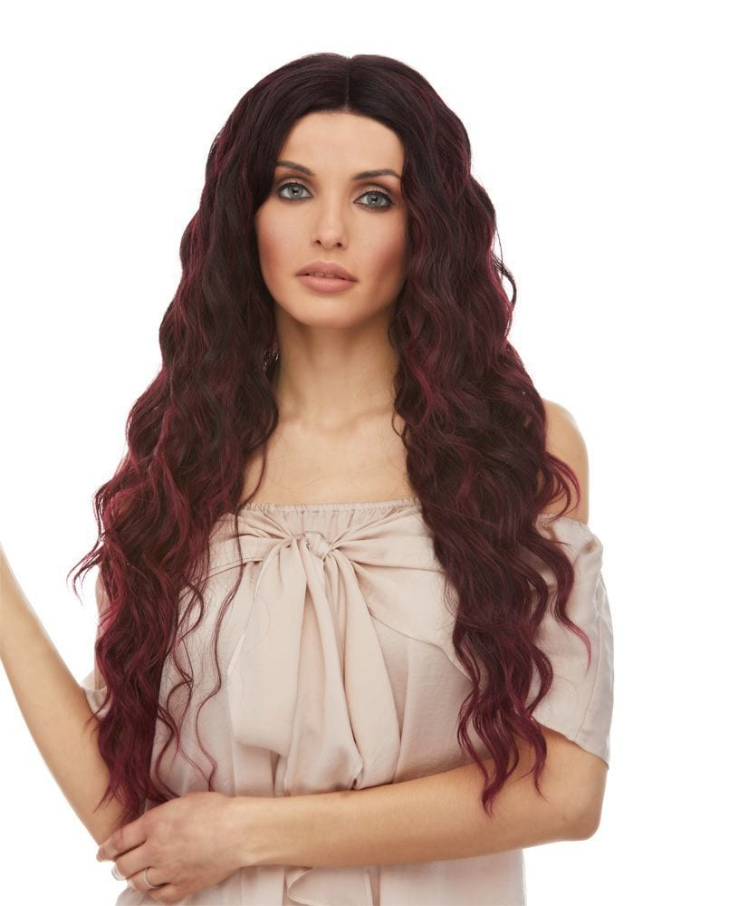 Nixie Lace Front Wig 2