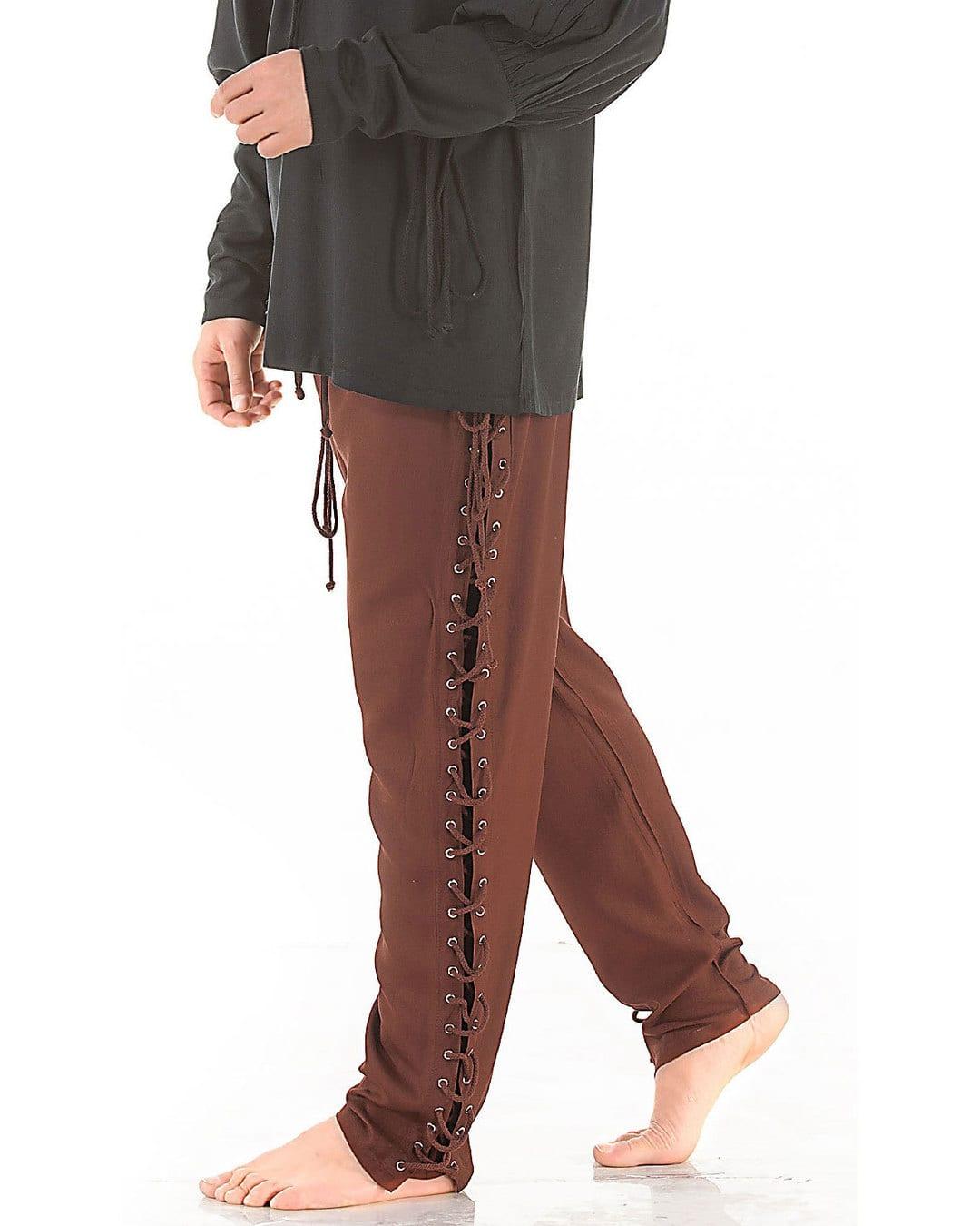 Lace-Up Pants 11