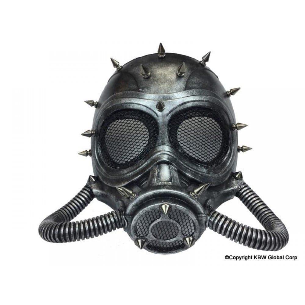 Steampunk Helmet Gas Mask 12