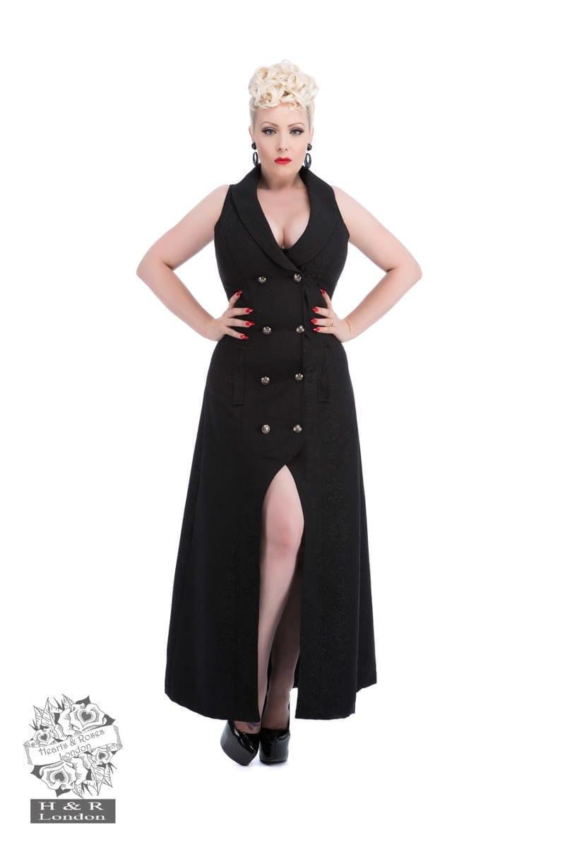 Ladies Gothic Waistcoat 9