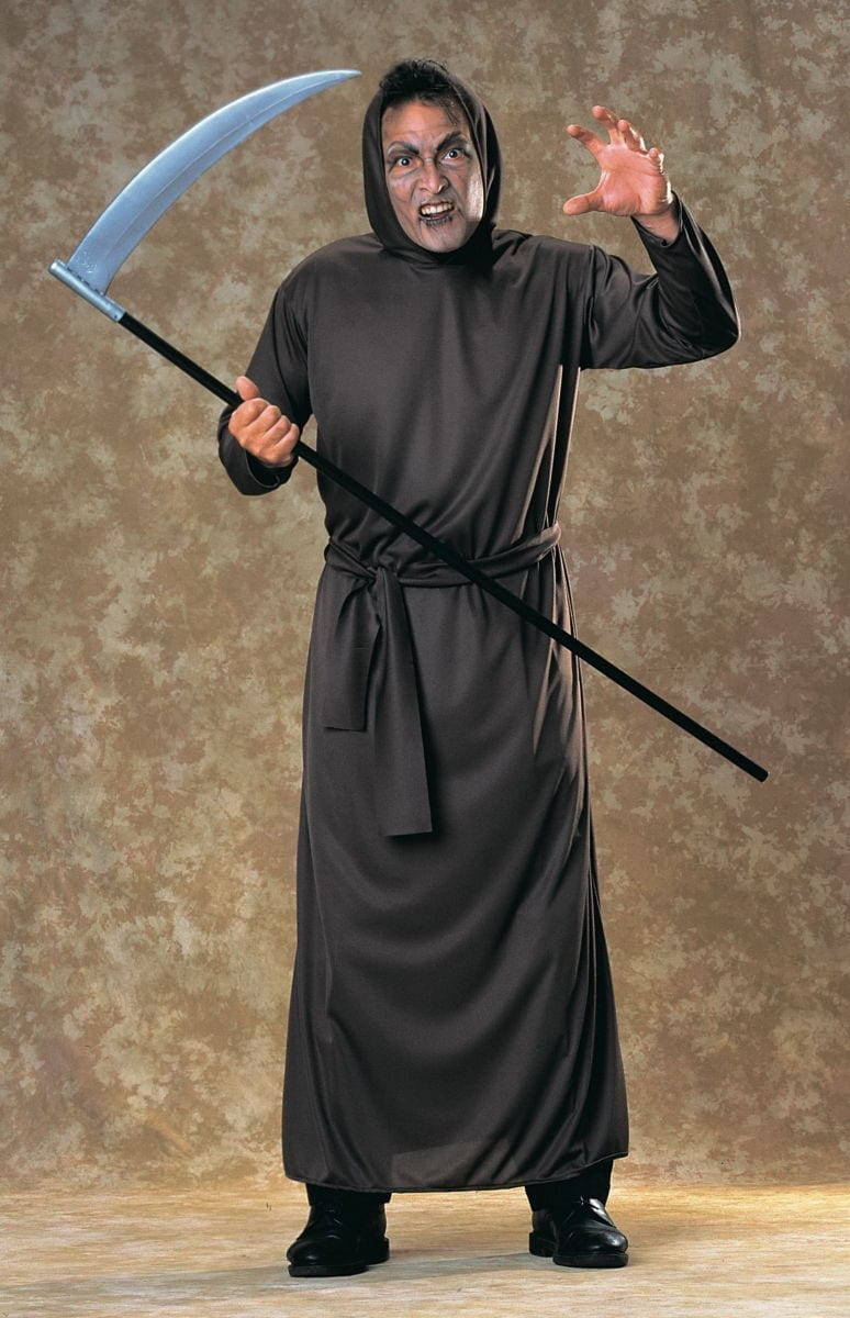 Horror Robe Brown 8