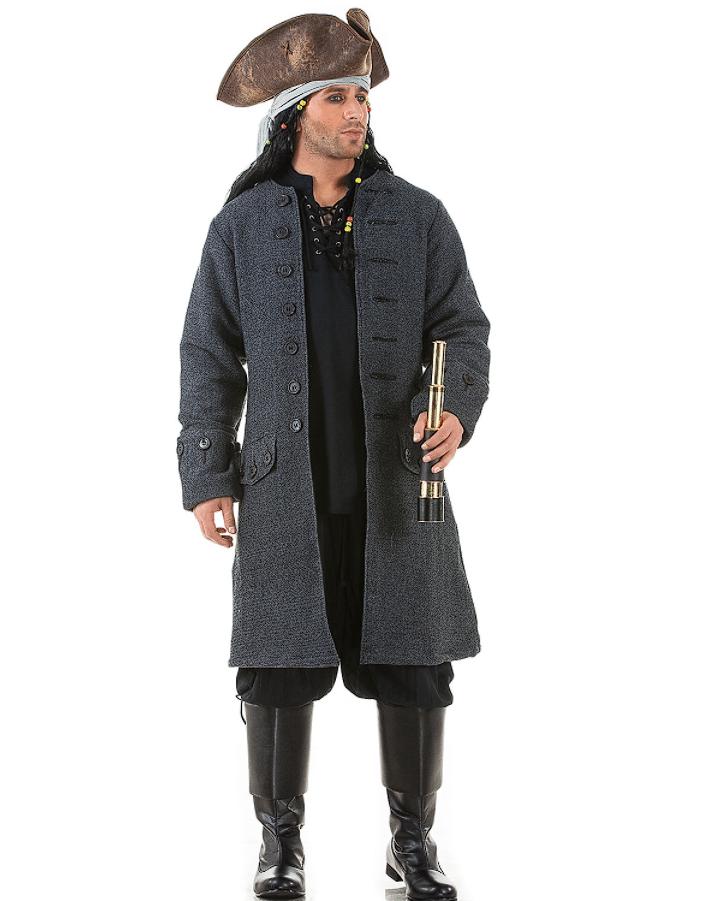 Jack Sparrow Pirate Coat 6