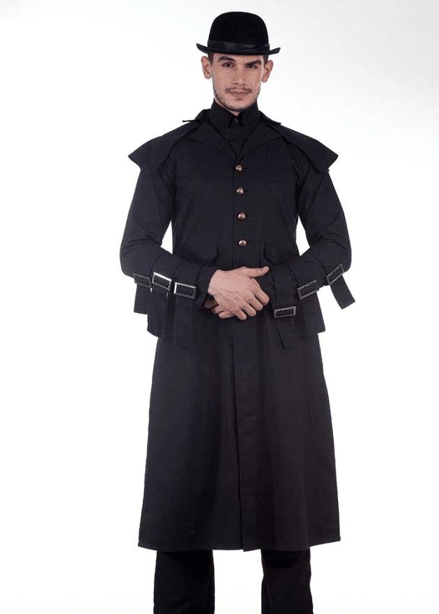 Cavalier's Gentleman Coat 6