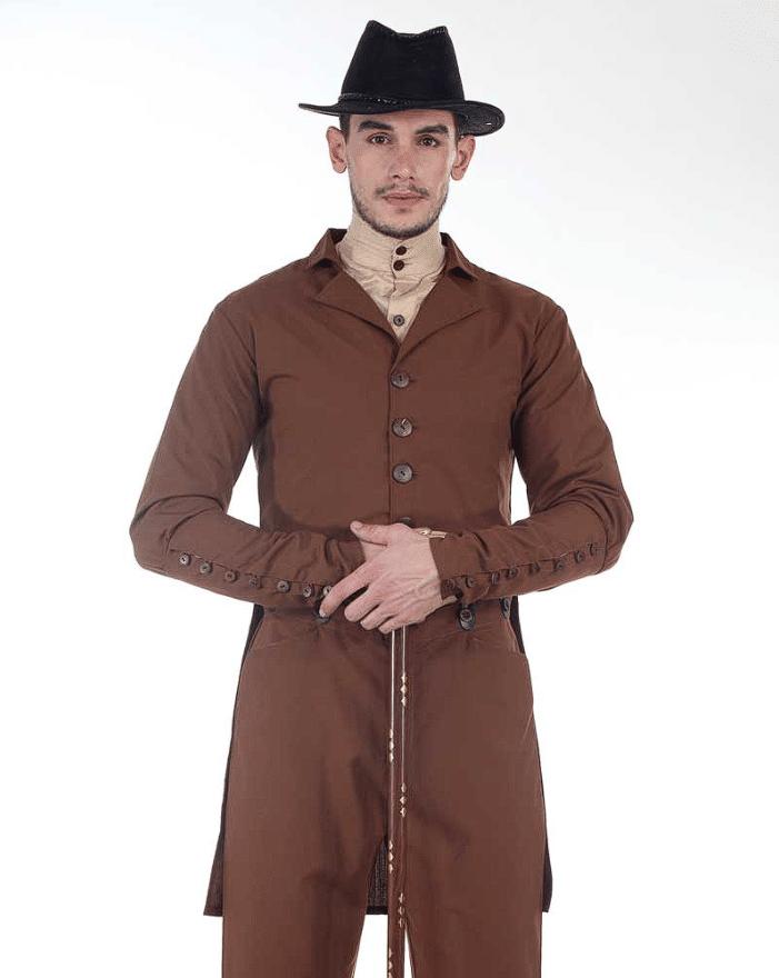 Steampunk Sovereign Tailcoat 5