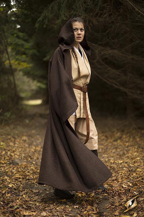 Brown Robe Luke 7
