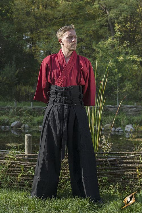 Samurai Pants 8