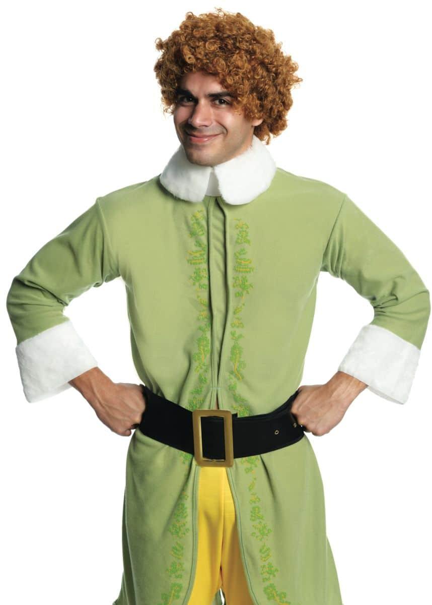 Buddy the Elf Wig 8